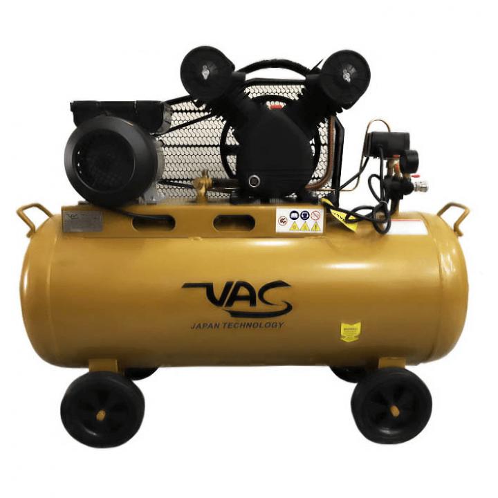 Máy nén khí 2 đầu bơm VAC VA-V-100C