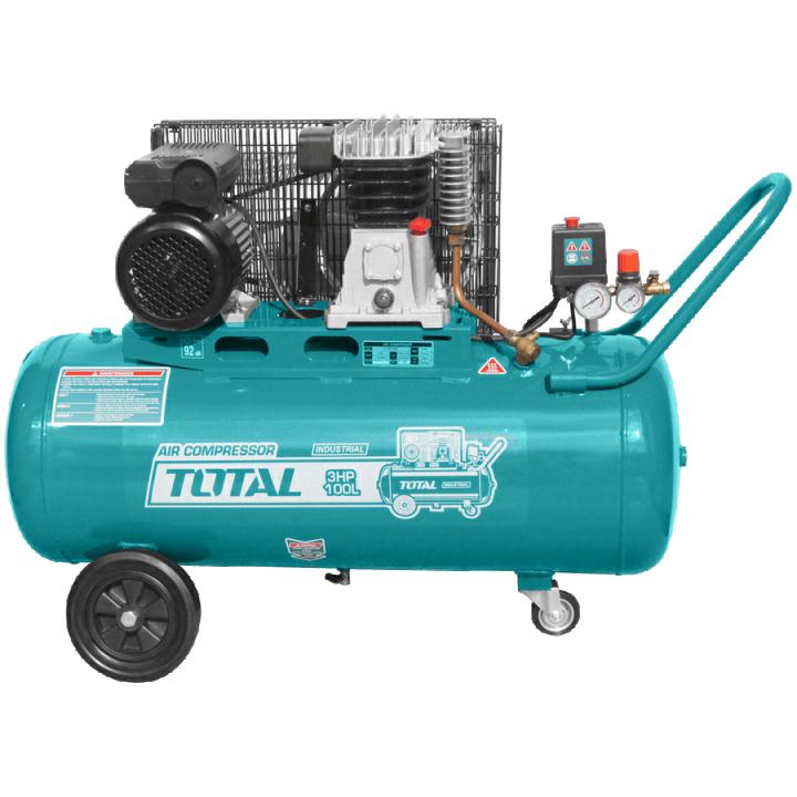 Máy nén khí dây curoa Total TC1301006/TC1301006T