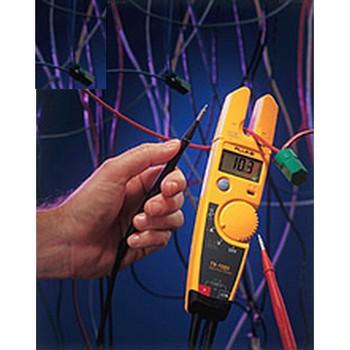 Máy kiểm tra điện áp, tính thông mạch và dòng Fluke T5-1000