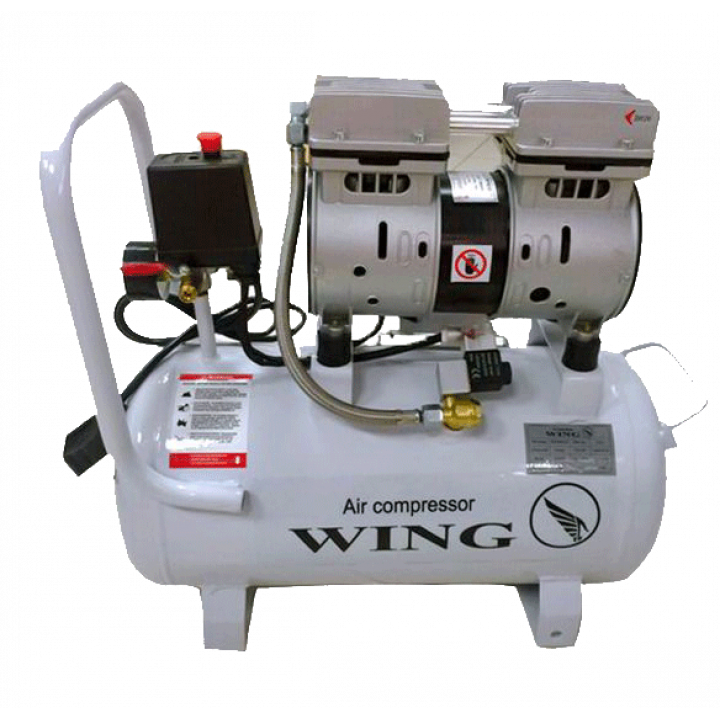 Máy nén khí không dầu, giảm âm Wing TW-OF550-25L