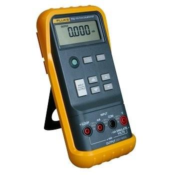 Máy phát điện áp và dòng chuẩn Fluke-715