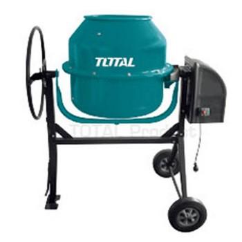 Máy trộn bê tông TOTAL TCM350-1 350 lít