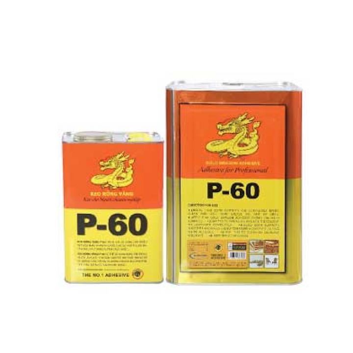 Keo dán đa năng Keo Rồng Vàng P-60 15kg