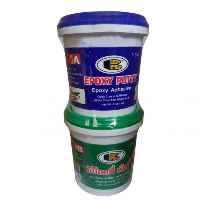 Keo dán đa năng AB Epoxy Putty B236 (1 cặp/1kg) 12 cặp