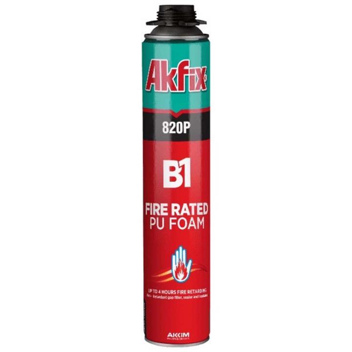 Foam chống cháy Akfix FA820P 750ml (dùng súng)