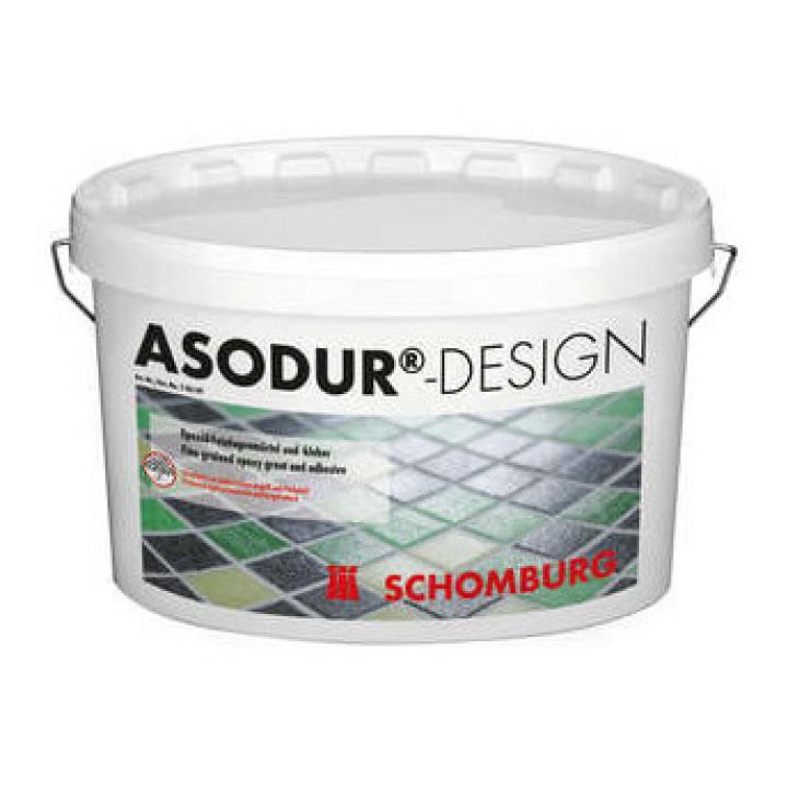 Keo chà ron gốc epoxy 2 thành phần chống thấm, chịu lực  ASODUR-DESIGN