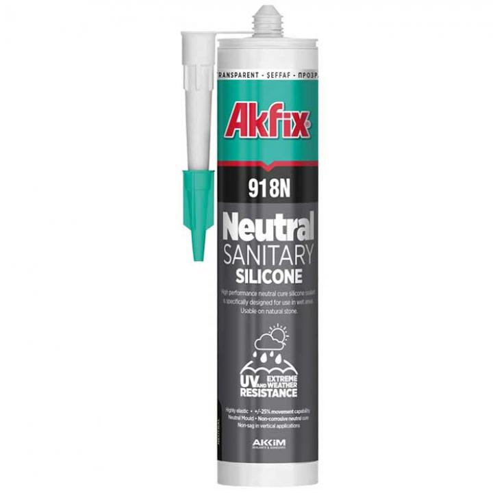 Silicone kháng nấm mốc Akfix SA918T 310ml