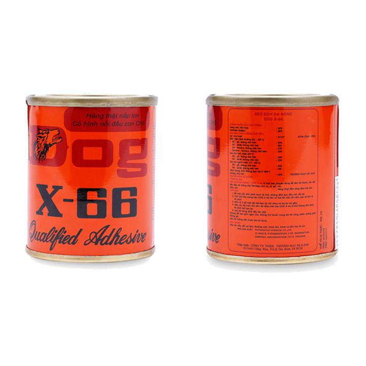 Keo Dog X-66 600ml