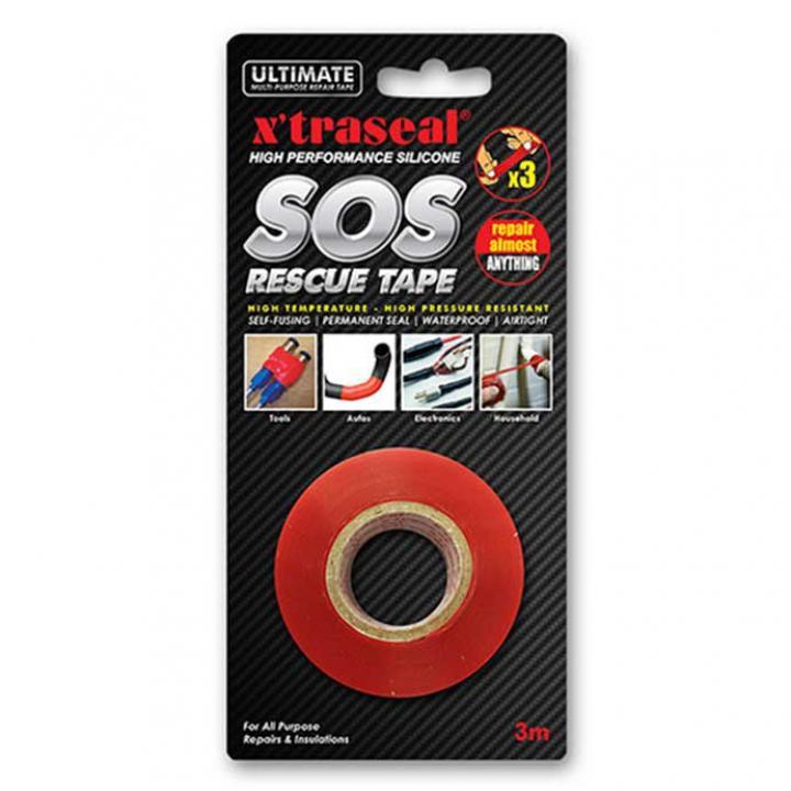 Băng keo cứu hộ Silicone SOS Rescue Tape 3m 12 cuộn