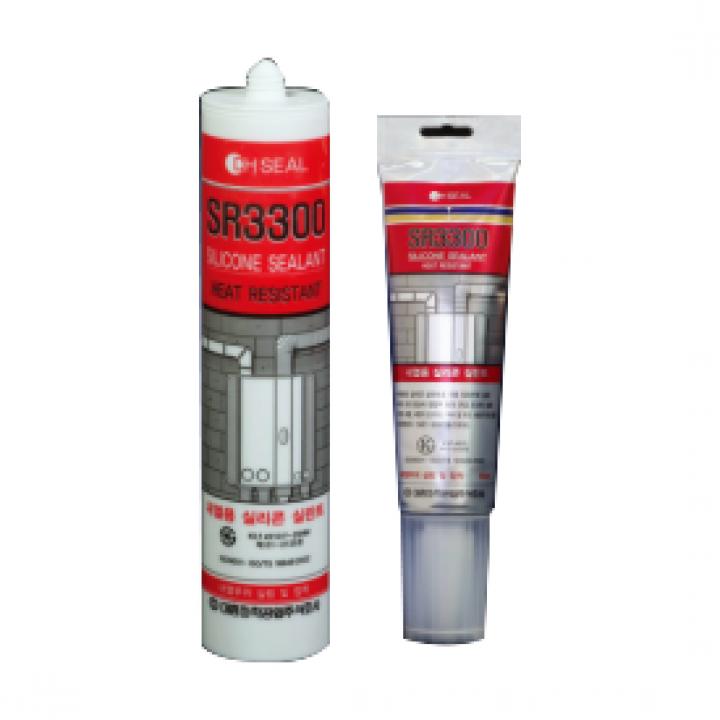 Keo silicone chịu nhiệt Costech SR 3300 280ml