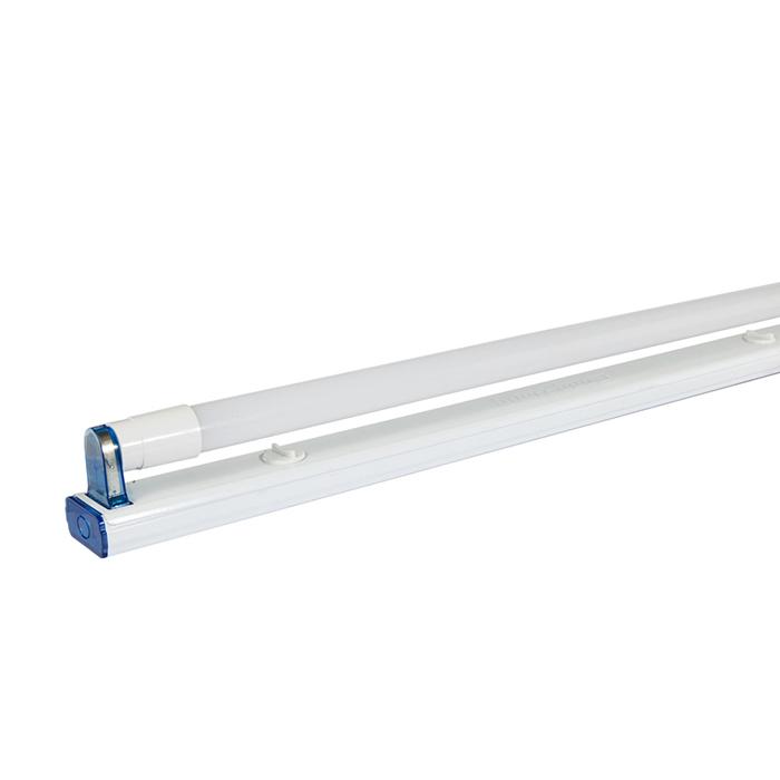 Bộ đèn LED Tuýp T8 0.6m 10W Thủy tinh