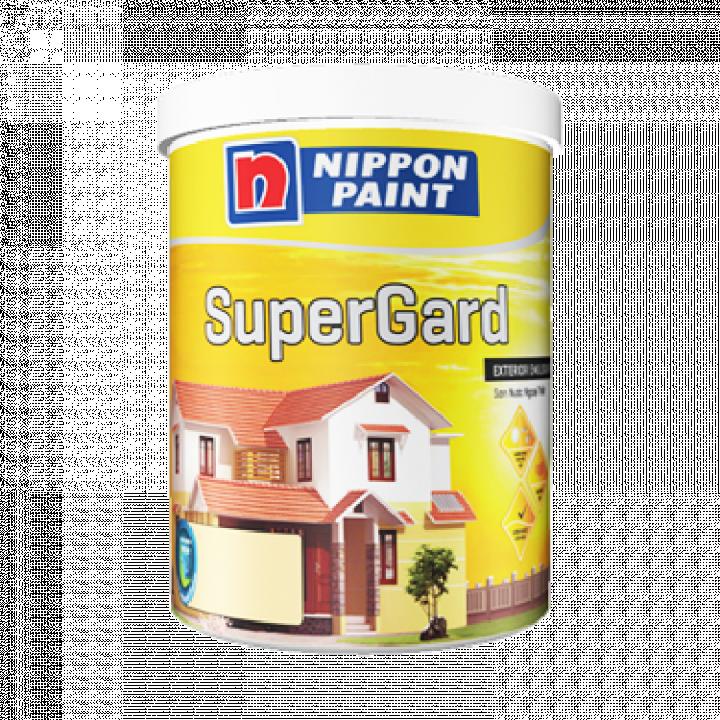 Sơn phủ ngoại thất Nippon SuperGard 5 L