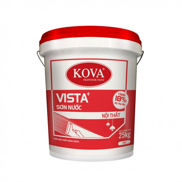 Sơn nội thất KOVA VISTA+ 5kg