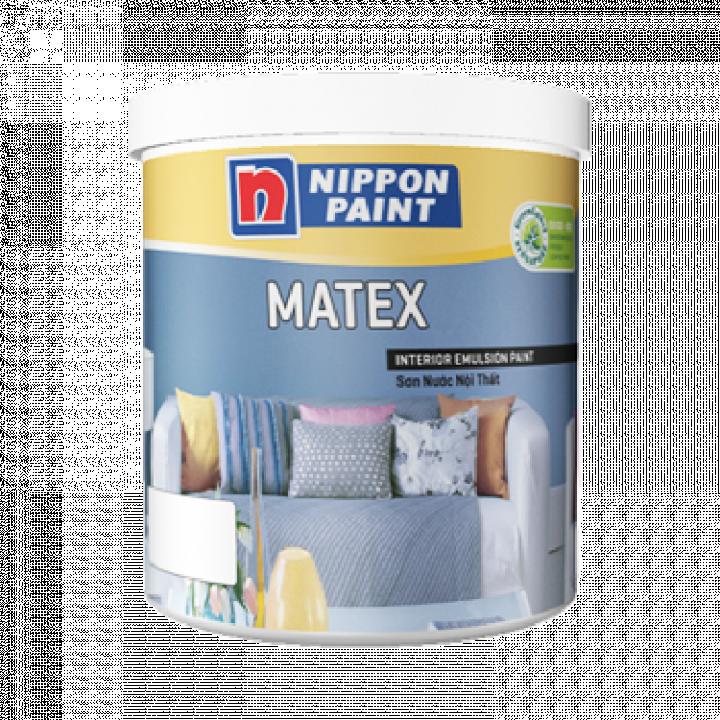 Sơn phủ nội thất Nippon Matex 18 L