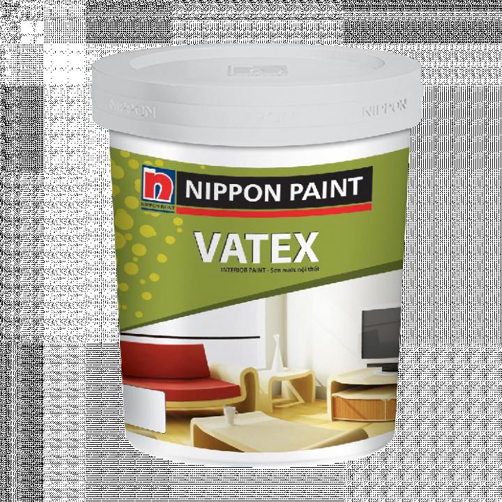Sơn phủ Nippon Vatex 18 L