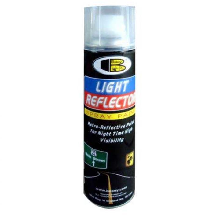 Sơn xịt phát quang Bosny Light Reflector No.5000 200cc 6 chai