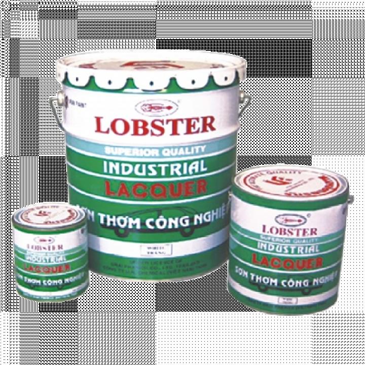 Sơn thơm công nghiệp Lobster 17.5 L