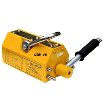 Nam châm nâng tay gạt 200 kg DBK PML-200