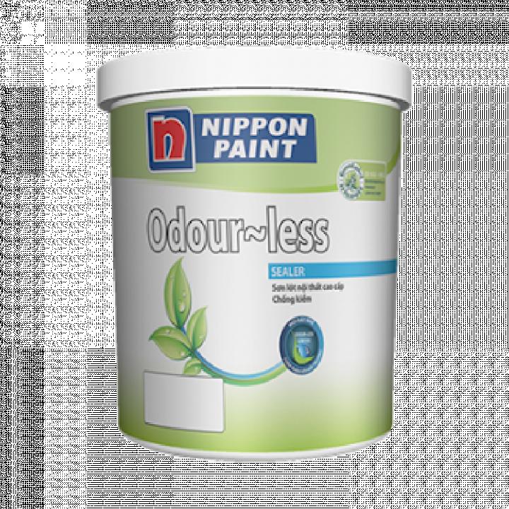 Sơn lót Nippon Odour-less 18 L