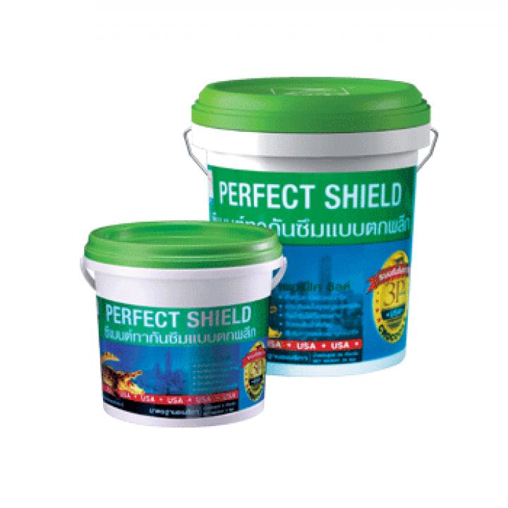 Vật liệu chống thấm Crocodile Perfect Shield màu Xám 5 kg