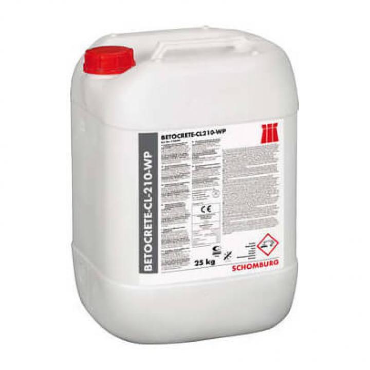 Phụ gia chống thấm dạng tinh thể với hiệu ứng kỵ nước BETOCRETE-CL210-WP