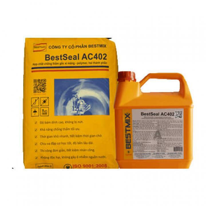 Hợp chất chống thấm hai thành phần Bestmix BestSeal AC402 20kg