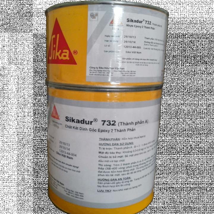 Vữa sửa chữa và chất kết dính Sika Sikadur 732