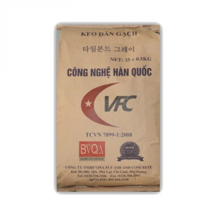 Keo ốp lát xám (keo dán gạch) Grey Adhesive Mortar VFC