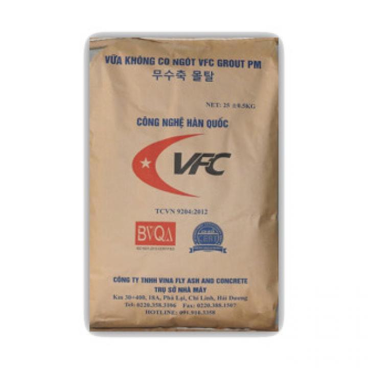 Vữa không co ngót Non-Shrink Mortar VFC