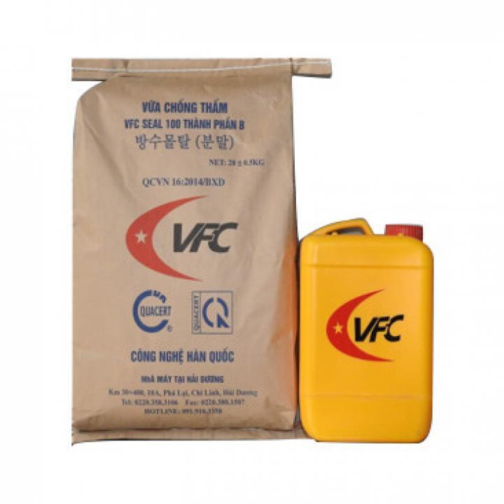 Vữa chống thấm Waterproofing Mortar VFC Seal 100