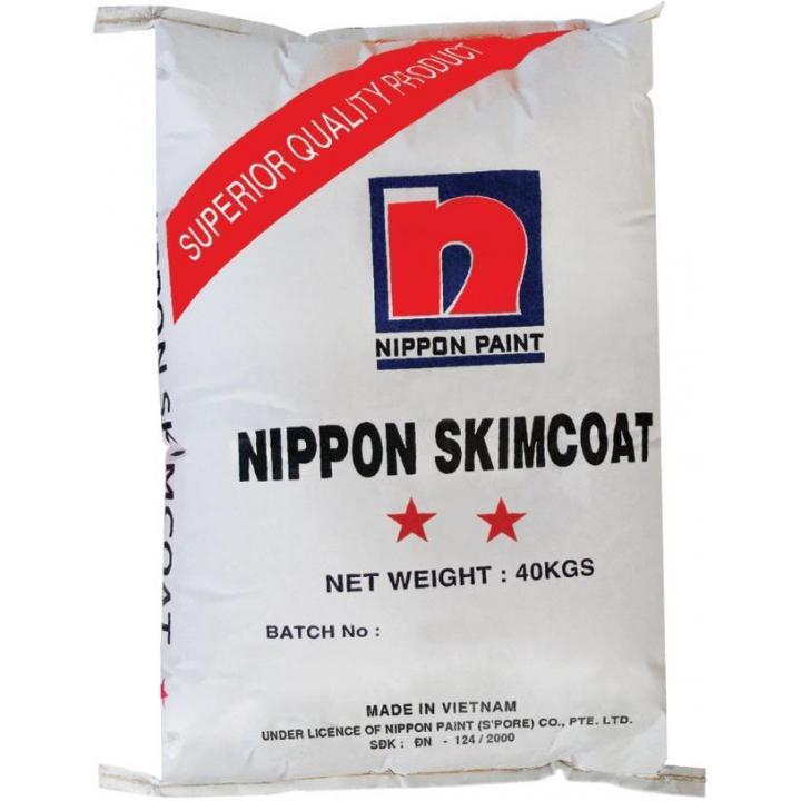 Bột trét nội thất Nippon Skimcoat kinh tế
