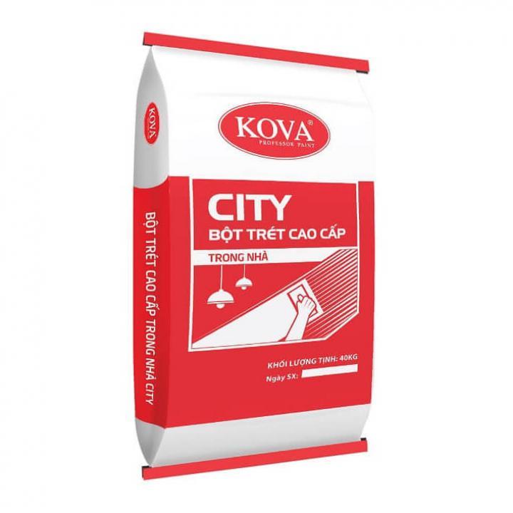 Bột trét nội thất cao cấp KOVA CITY