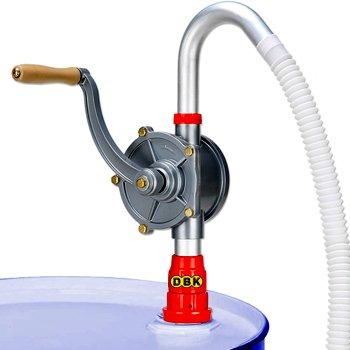 Bơm quay tay dầu bằng nhôm DBK LG-1015A