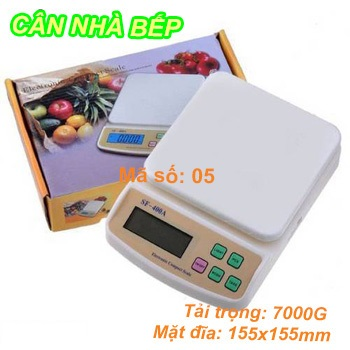 Cân nhà bếp NB-MS-05