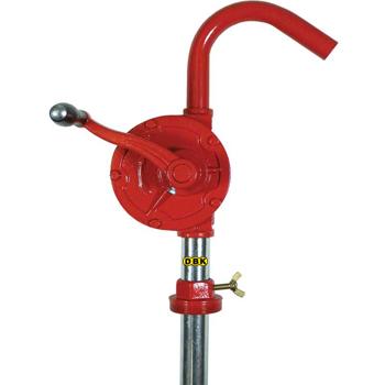 Bơm quay tay dầu nhớt bằng sắt cao cấp DBK HC-25