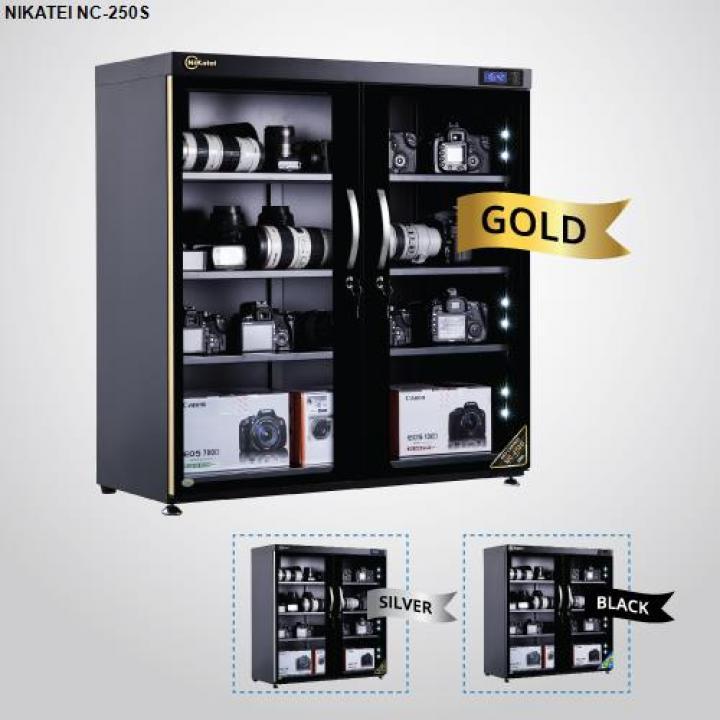 Tủ chống ẩm Nikatei NC-250S