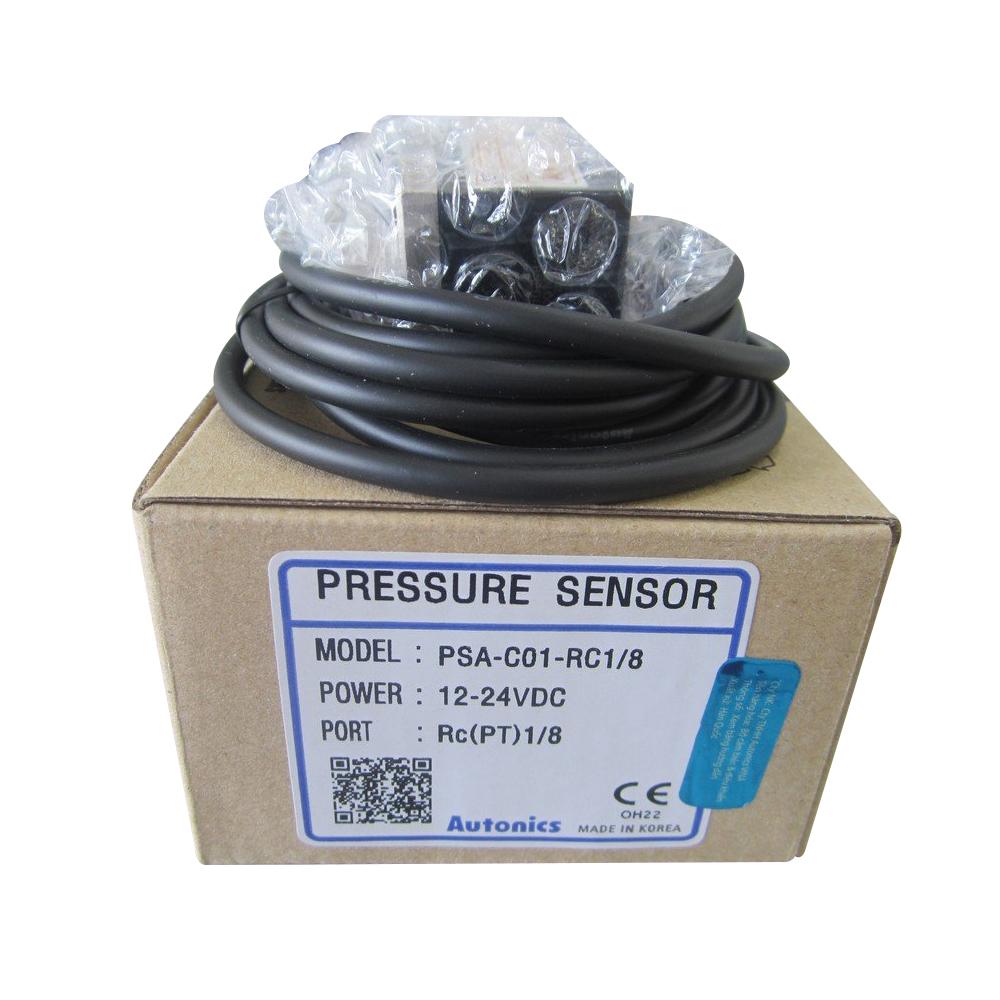 Cảm biến áp suất Autonics PSA-C01-RC1/8