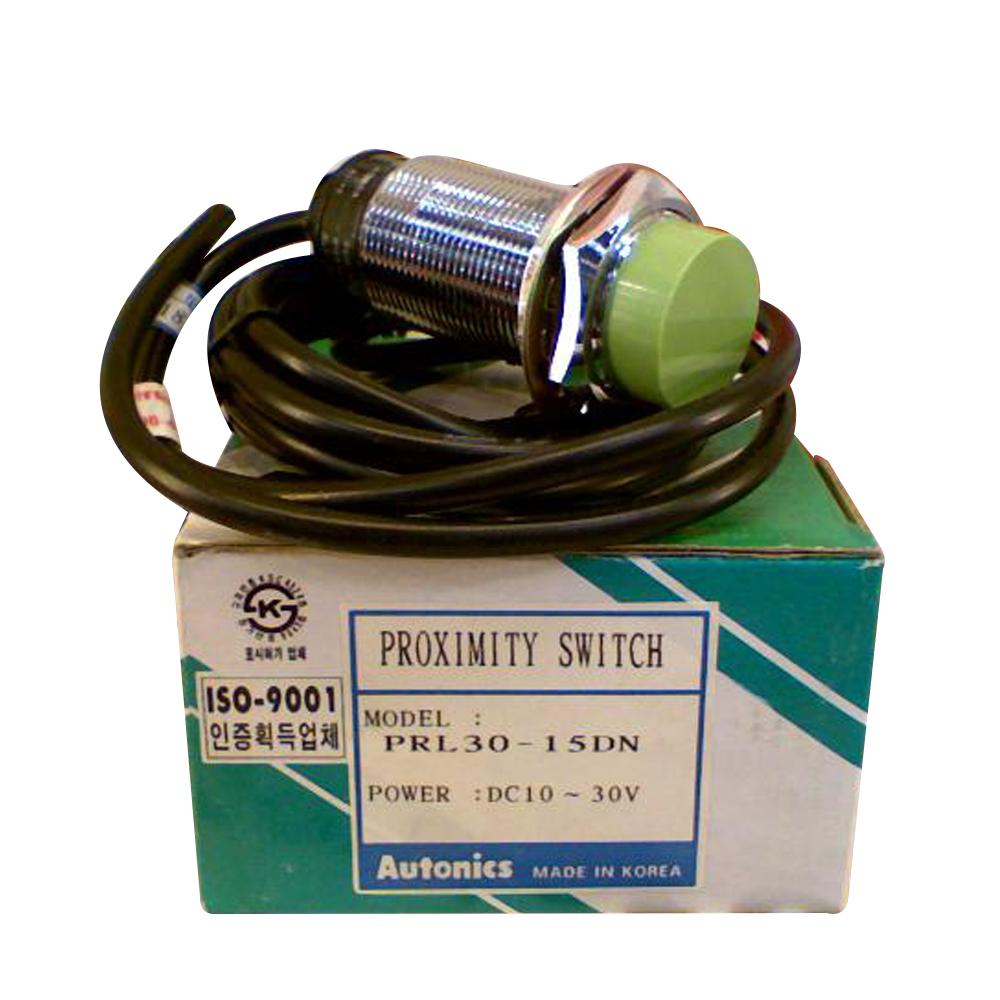Cảm biến tròn 3 dây Autonics PRL30-15DN