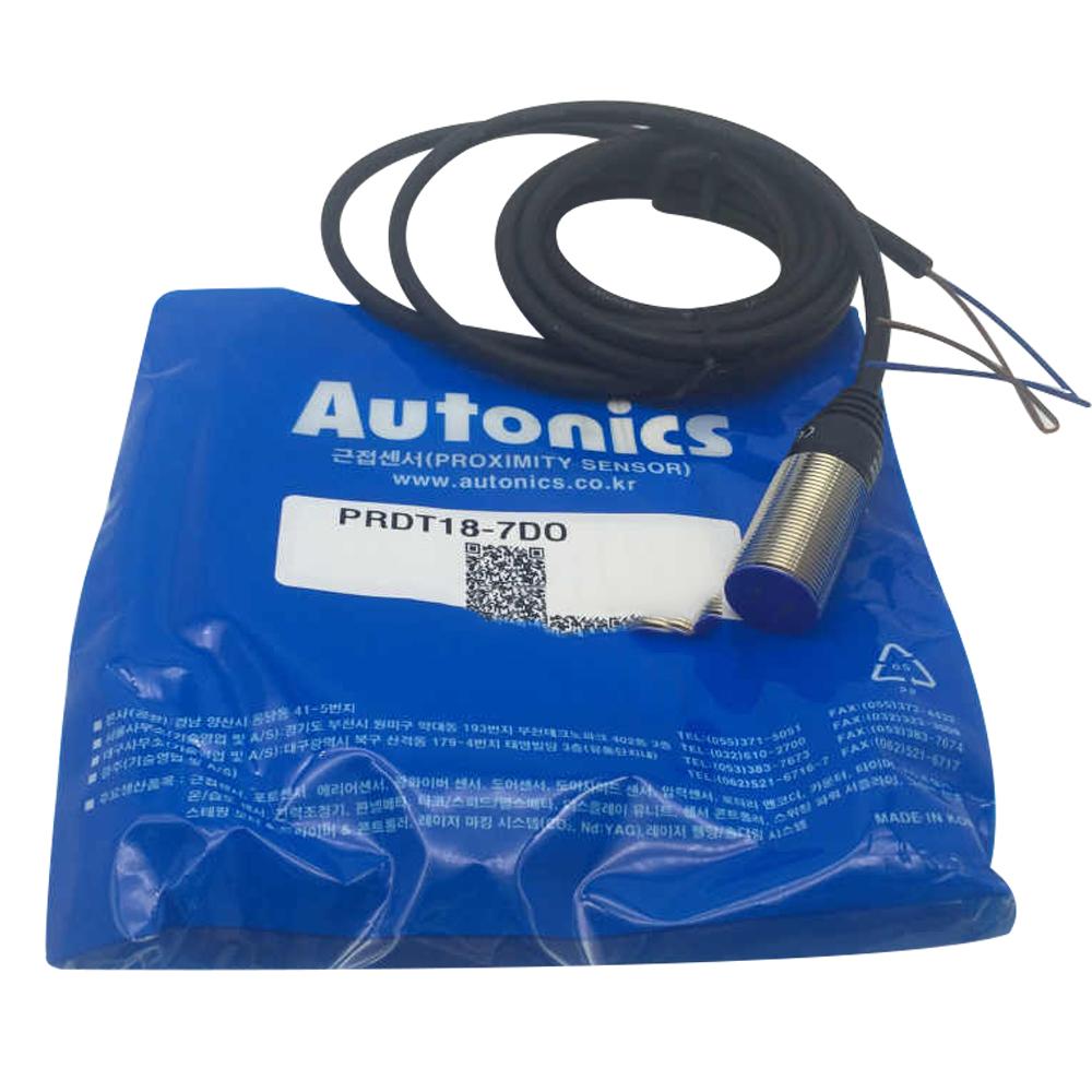 Cảm biến cảm ứng từ loại DC loại 2 dây Autonics PRDT18-7DO