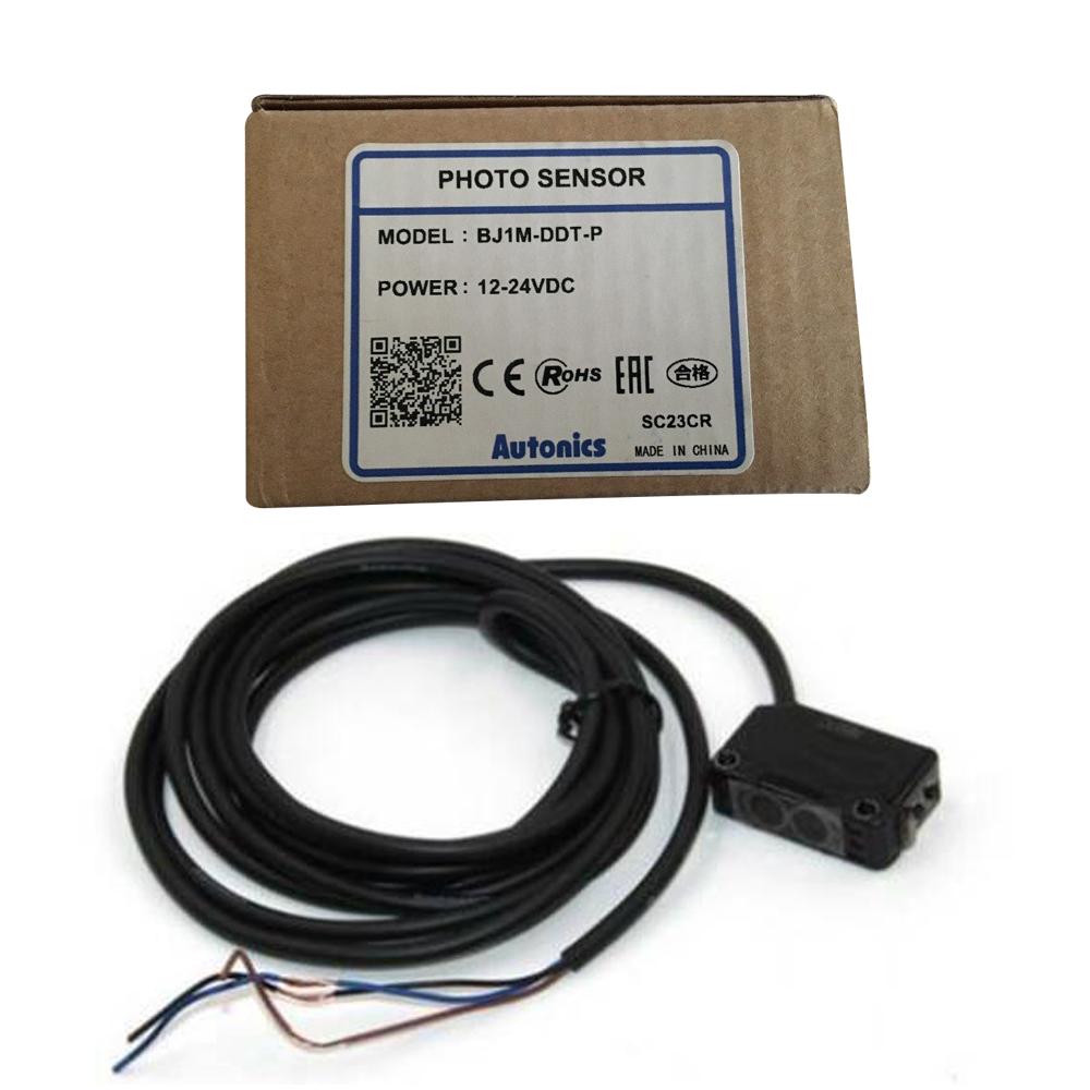 Cảm biến quang điện Autonics BJ1M-DDT-P