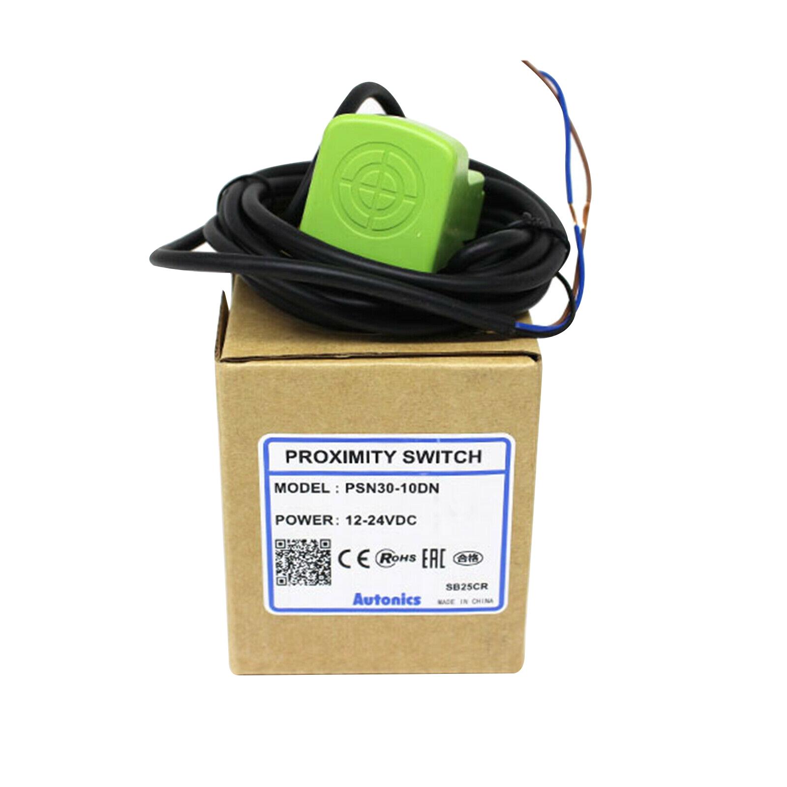 Cảm biến từ hình vuông có cáp Autonics PSN30-10DN