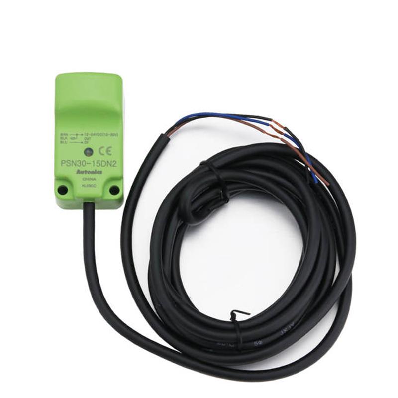 Cảm biến từ hình vuông có cáp Autonics PSN30-15DN2