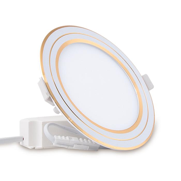 Đèn LED Panel Tròn Đổi màu 90/6W