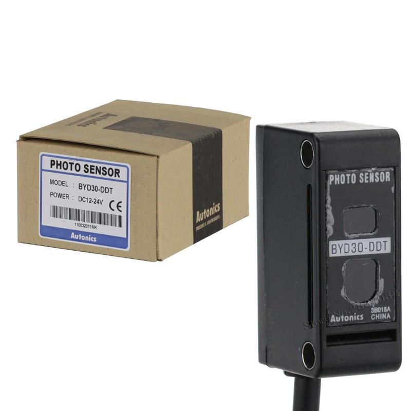 Cảm biến quang điện phát hiện phản xạ khuếch tán Autonics BYD30-DDT