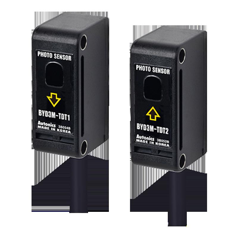 Cảm biến quang điện phát hiện thu phát Autonics BYD3M-TDT