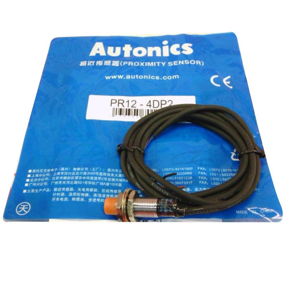 Cảm biến từ đầu lồi hình trụ Autonics PR12-4DP2