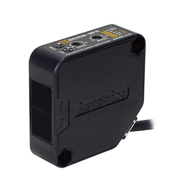 Cảm biến quang phát hiện phản xạ gương Autonics BEN5M-MFR