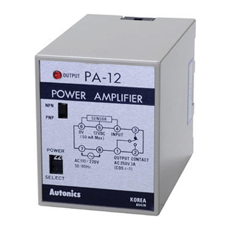 Bộ điều khiển cảm biến quang Autonics PA12