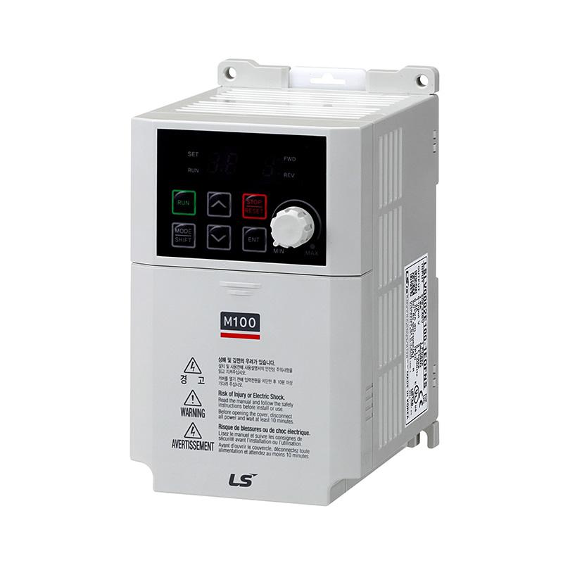 Biến tần 1P 220V 0.4kW LS LSLV0004M100-1EOFNA