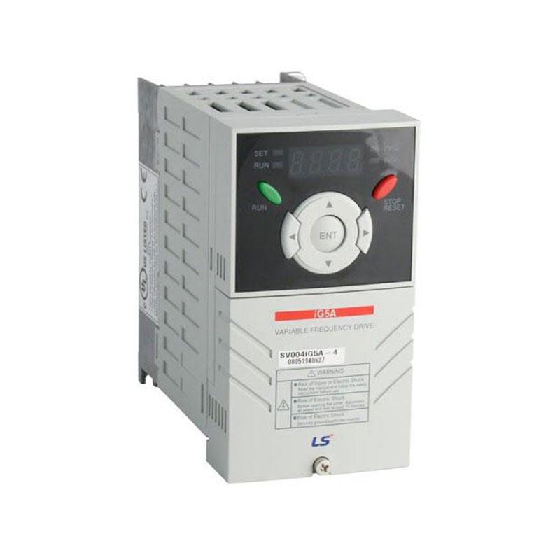 Biến tần 3P 380V 0.4kW (1/2HP) LS SV004IG5A-4